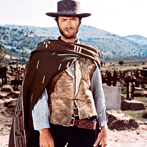 Don't mess with the Eastwood...  He'll burn ya down.