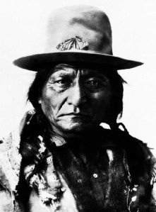 You would not want to run across Sitting Bull in D:R, because he will F*$@ you up.