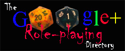 Google Plus Role-playing Blog Directory