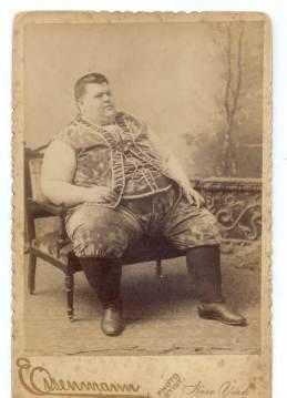 Obese Sideshow Freak