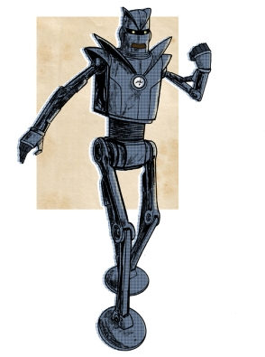 ROBOT!! Again!!