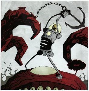 ROBOT!!