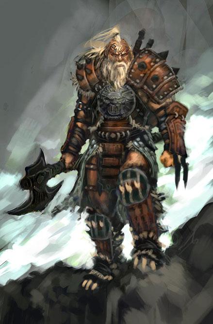 Personnages de Malthael (en cours ) Barbarian-1