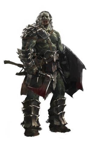 Half Orc