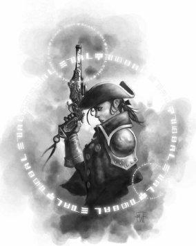 Gun Mage 1