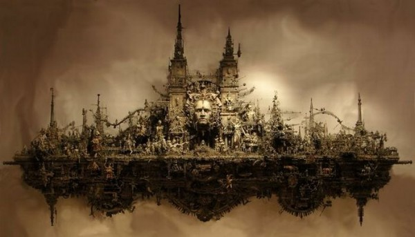The Floating Island of Terror