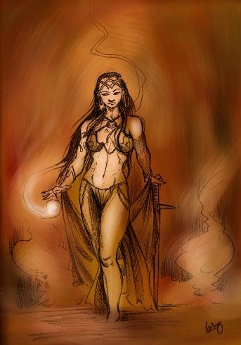 Priestess of Set