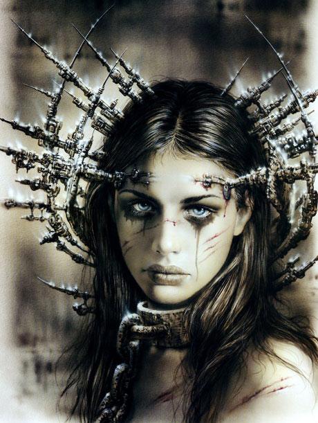 Yelsa, Goddess of Sex and Violence