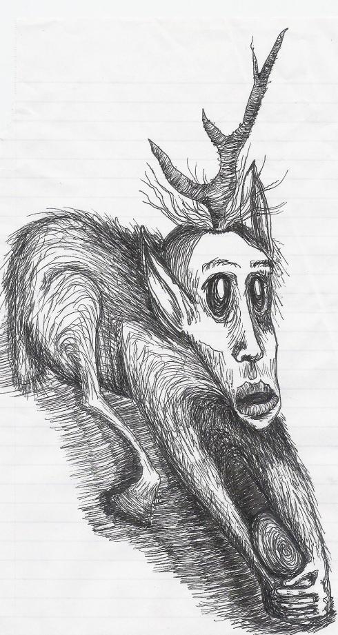 The pitiful unicorn of Hubris