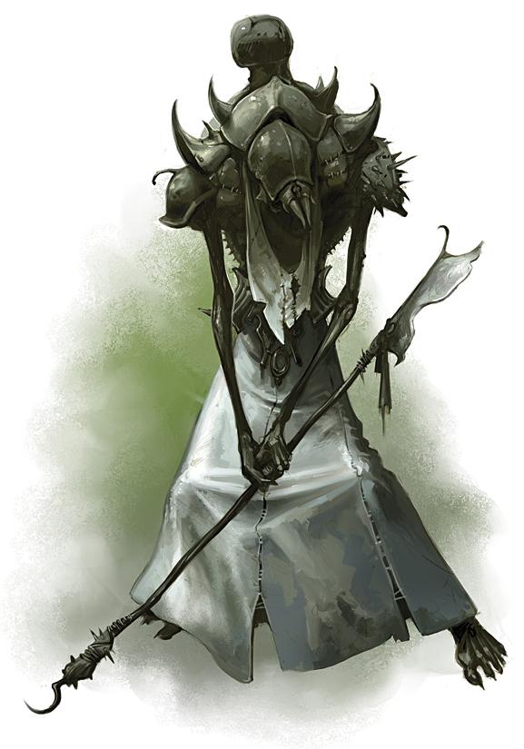 The hideous beetle warriors, the Malfactorium