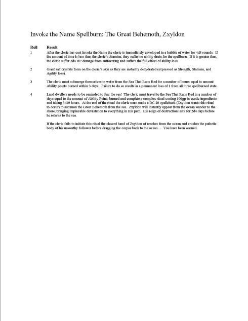 The Great Behemoth, Zxyldon- page 2
