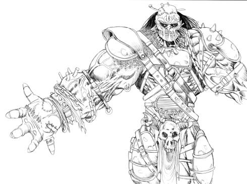 Hubris Orc 3