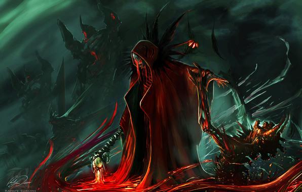 Blood Mage 1