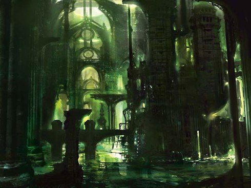Swamp Cathedral