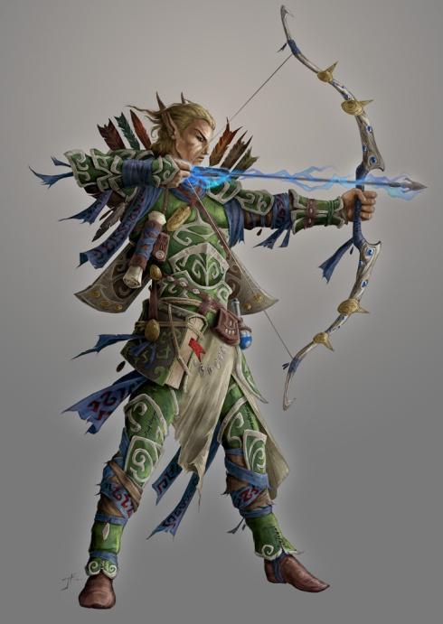 Arcane Archer 1