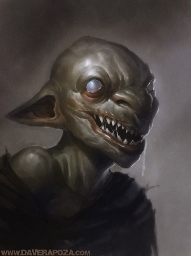 The Goblin- 5e Uncommon Race | Wrathofzombie's Blog