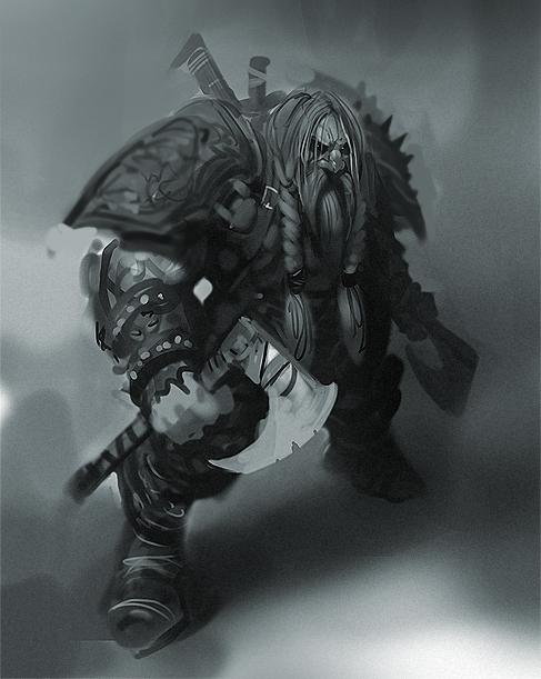 Stone Dwarf 2