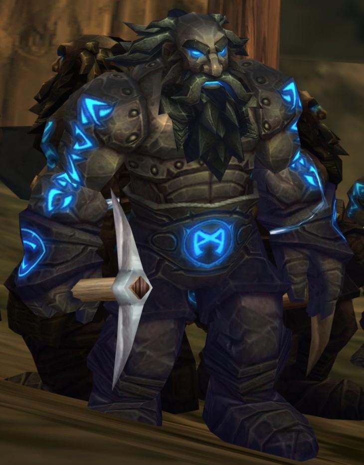 Stone Dwarf 3