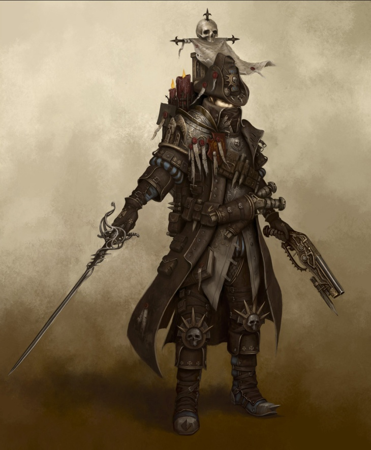 Witch hunter 1