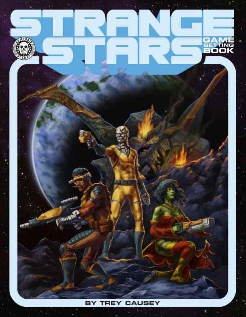 Strange Stars Cover