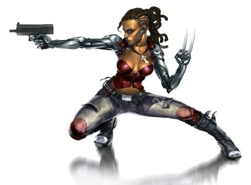 Bionic Soldier 1