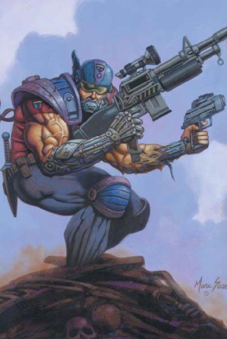 Bionic Soldier 2