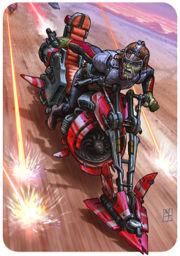 Swoop Racer 1