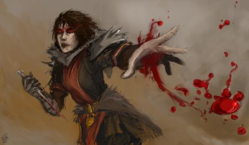 Blood Mage 2