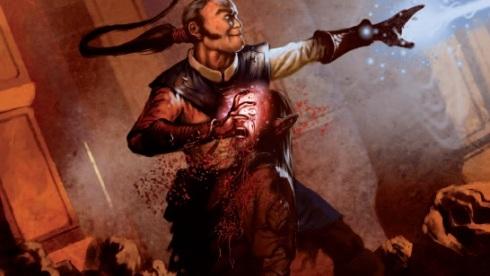 Blood Mage 3