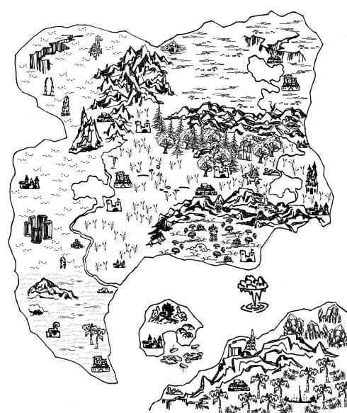 Hubris: A World of Visceral Adventure- Kickstarter now