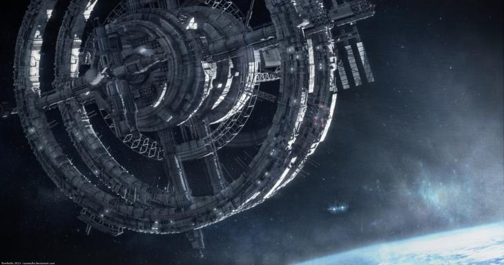 Starship Refueling Depot