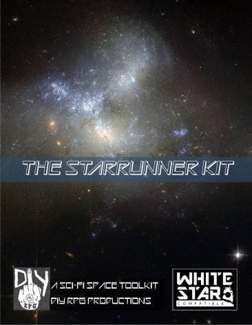 The Starrunner Kit- A Sci-fi Space Toolkit Cover