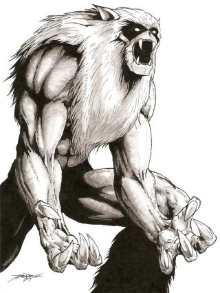 Beastman 4