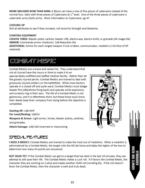 Starrunner- Black Hack Edition Page 4