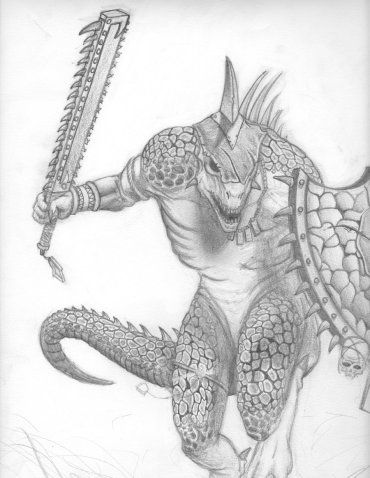 Lizardmen-Image-Drawing