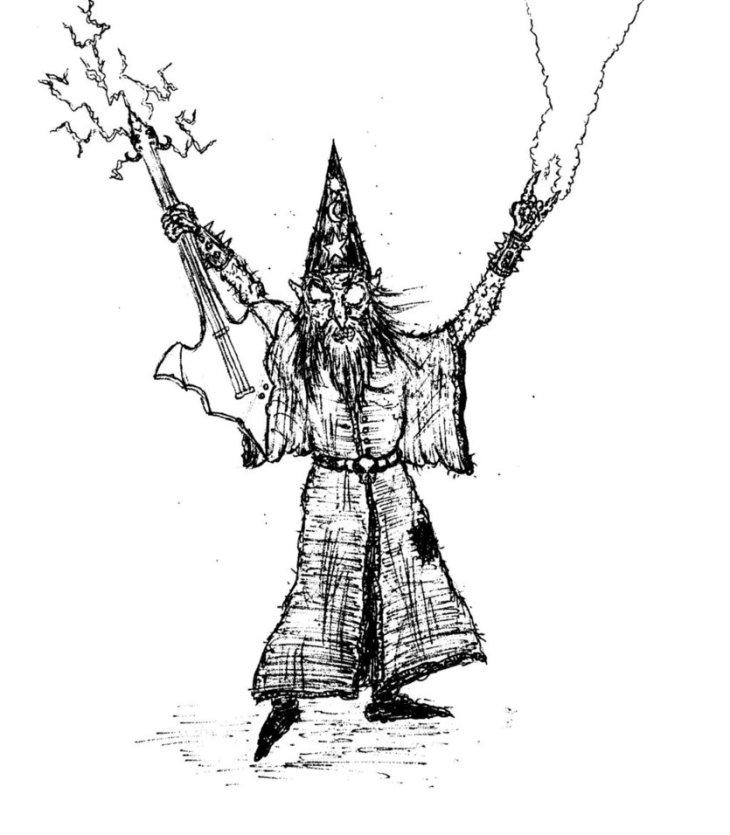 Heavy Metal Wizard