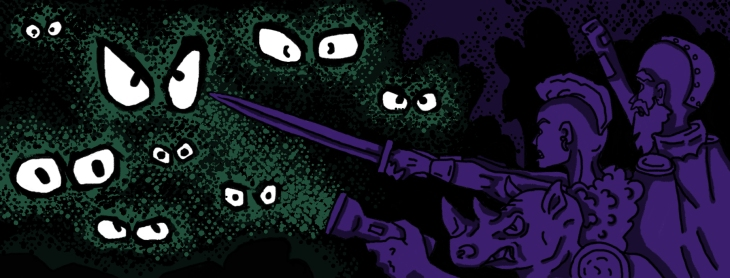 Barbarians spooky eyes pic final